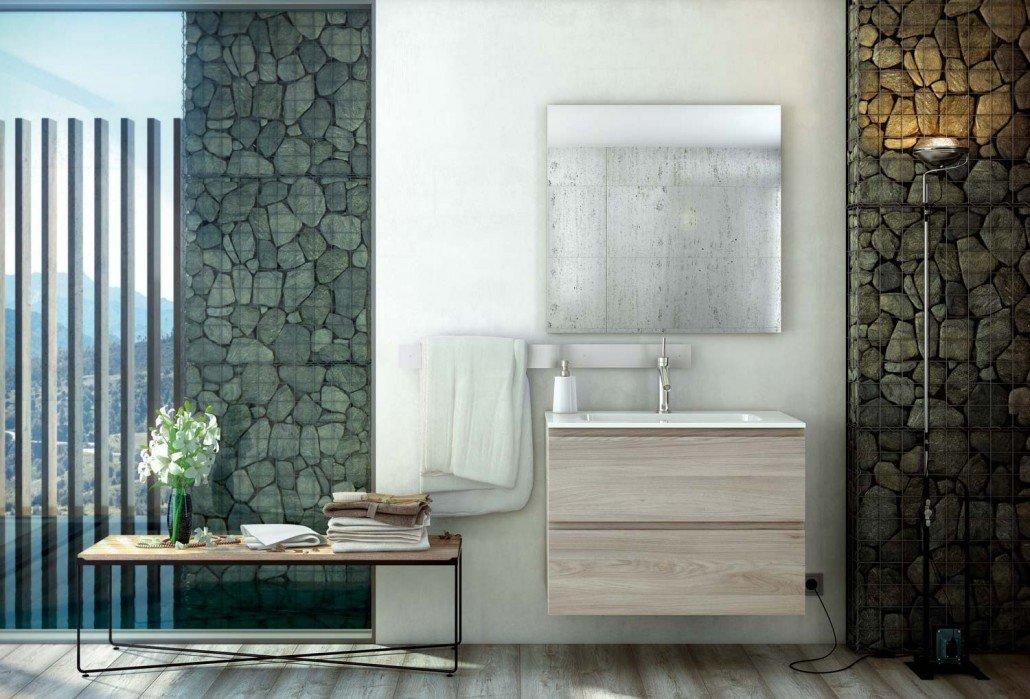 Consejos de decoración para un baño rústico